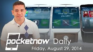 iWatch dates, Sony IFA plans, Moto X+1 materials & more - Pocketnow Daily