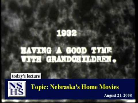 Nebraska's Home Movies