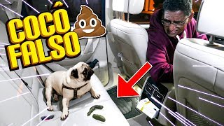 💩💩 TROLLAGEM DO COCÔ FALSO NO CARRO DO MEU PAI !! ‹ AUTHENTIC  › thumbnail