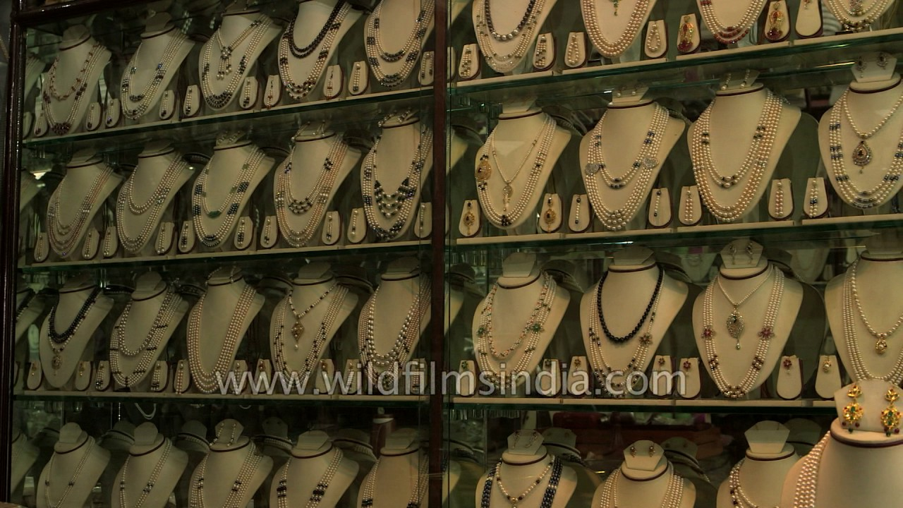 City of Pearls and pearl jewellery: Hyderabad