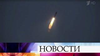Российская ракета-носитель «Рокот» успешно вывела на орбиту европейский научный спутник.