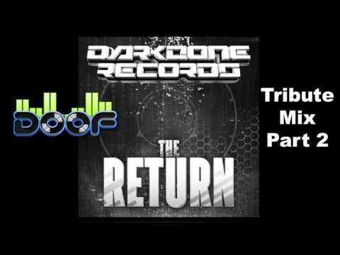 Doof - Darkzone Records Tribute Makina Mix - Part 2