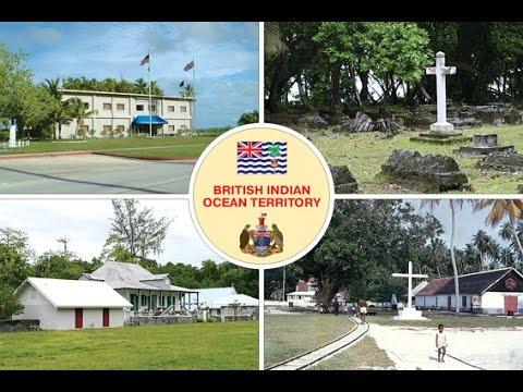Британская Территория в Индийском океане - British Indian Ocean Territory