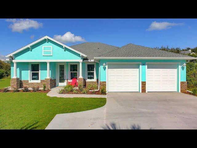 Certified Green custom home. Model Gemma