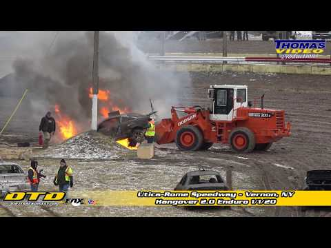 The Hangover 2.0 at the Utica-Rome Speedway 1/1/20
