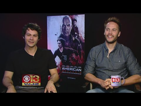 Coffee With: Dylan O'Brien and Taylor Kitsch