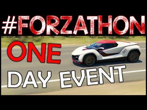 #Forzathon - TAMO Racemo Experience, Show Off Skills - Forza Horizon 3 Tamo Racemo Forzathon - FH3
