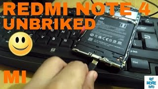 How to fix or unbricked any dead android device (Redmi Note 4)