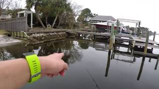 15 Minute Fishing on The Panhandle of Florida