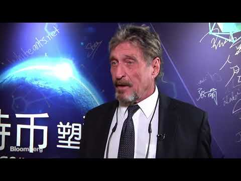 John McAfee Say F*ck China Bitcoin & Ethereum Is Stronger Then Ever!!