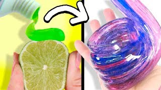 1 INGREDIENT SLIME 💦 Testing NO BORAX Recipes!