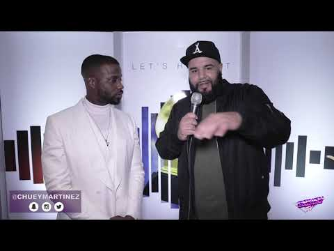 Chuey Martinez - I Caught Up With Jay Rock Who Won A Grammy For Best Rap Performance