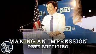 Making an Impression: Pete Buttigieg - Principal Photography and Post Production Pt. 3