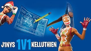 🔥 1v1 v PLAYGROUNDU s Kelluthienem 🔥  (Fortnite: Battle Royale)