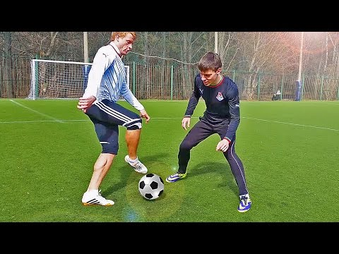 Top 3 ★ Amazing Football Skills To Learn - Tutorial
