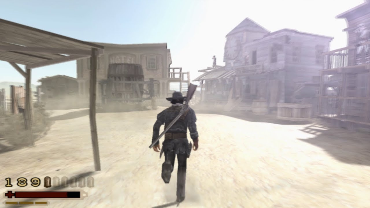 Red Dead Revolver - PS2 Gameplay (1080p60fps) - YouTube
