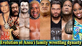 Peter Maivia Family Tree