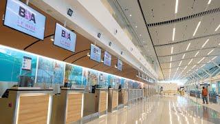 The New L.F. Wade International Airport | BERMEMES