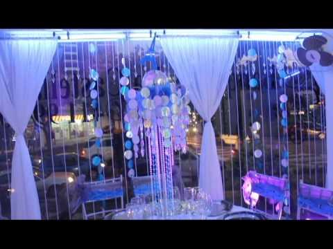 Fiesta tematica noches de paris youtube for 15 anos vintage decoracion