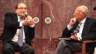 Video A Conversation With Abraham Foxman - National Director, Anti-Defamation League download MP3, 3GP, MP4, WEBM, AVI, FLV Juli 2018