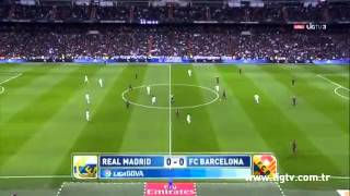 Efsane Maç Real Madrid - Barcelona
