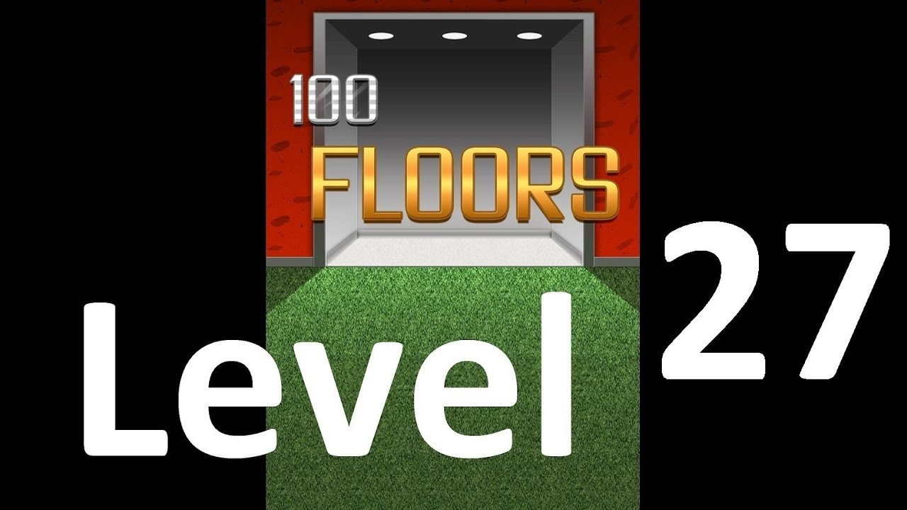 100 Floors Floor 28 Solution