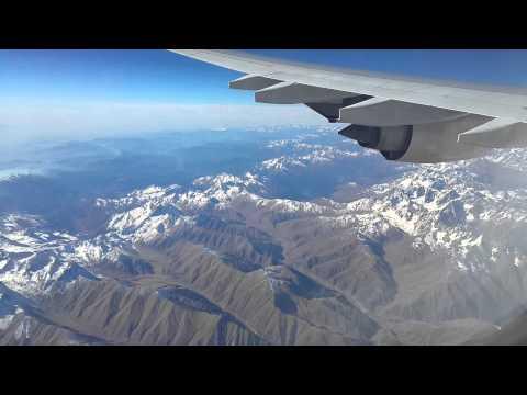 Caucasus Mountains Range