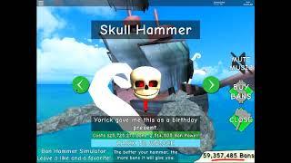 roblox johnmelvin5 bun hammer simulator
