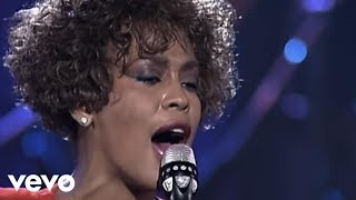 Whitney Houston All The Man That I Need Live Official Video