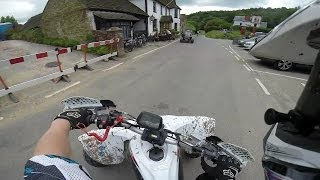 Yamaha Raptor 700R + Yfz450R Country Lanes - Road Legal Quad Bikes 23