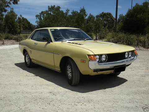 Toyota Celica 1971 Ta22 St With 2t B 1600cc Engine Youtube