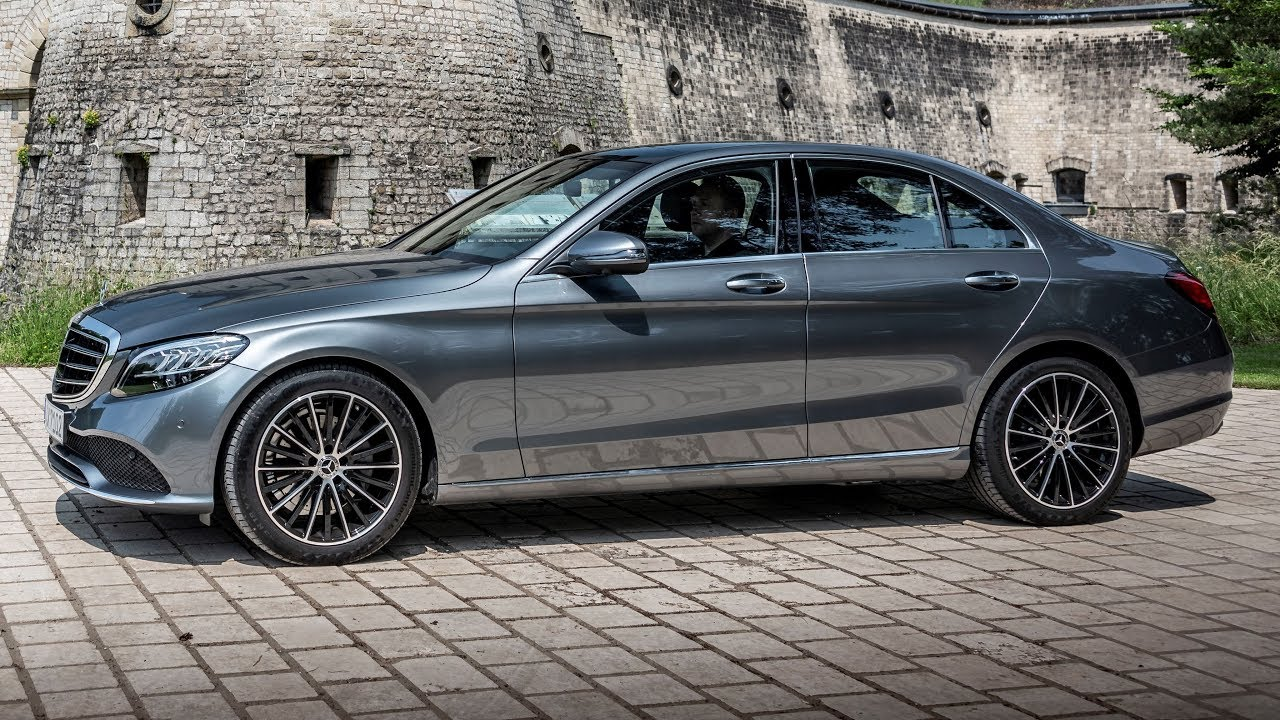 2019 Mercedes-Benz C-Class C 200 Sedan - Interior Exterior ...