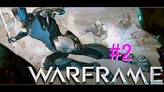 【Warframe】#2 SF系NINJAでやるオンラインゲーム実況