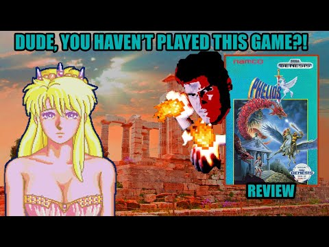 Dude, You Haven't Played This Game?! - Phelios Review (Genesis)