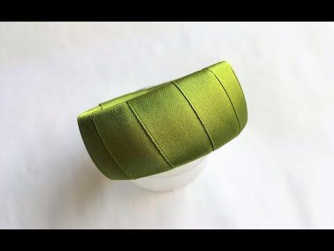 Браслет / Основа для браслета из пластиковой бутылки