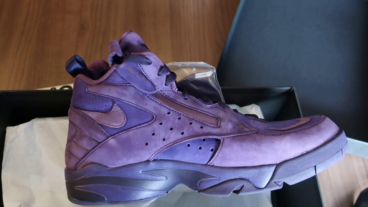 Nike Kith Air Maestro II 2 High Purple Ronnie Fieg Size 7