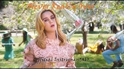 Katy Perry - Never Really Over (Official Instrumental)