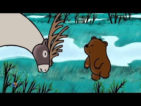 Непослушный | русские моральные истории | детские мультфильмы | Naughty Bear | Kids Tv Russia