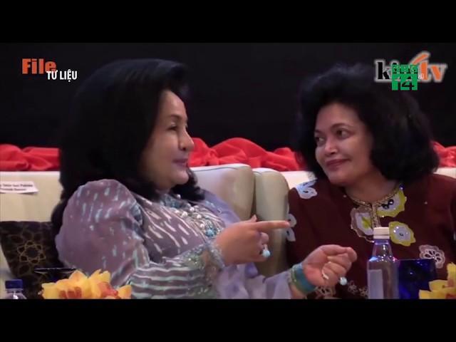 VTC14 | Người đàn bà quyền lực phía sau cựu Thủ tướng Malaysia