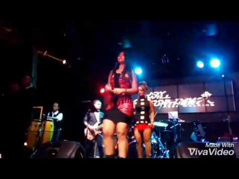 Coolshiva Band play Top 40's Title is I love it show at Penthouse Executive Surabaya