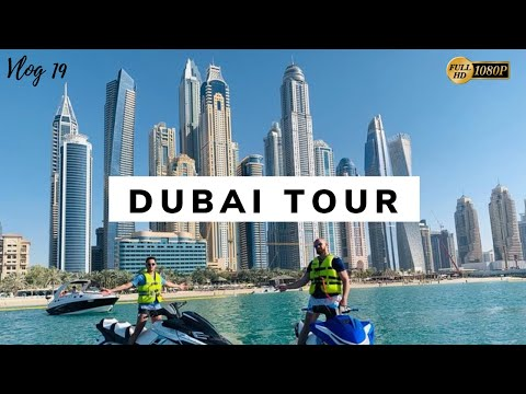 DUBAI FULL TOUR VIDEO- Best Places to Visit, Dubai Travel Packages, Trip Plan- Flying Turtle