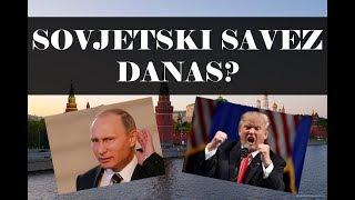 KAKO BI SOVJETSKI SAVEZ IZGLEDAO DANAS? SSSR DANAS