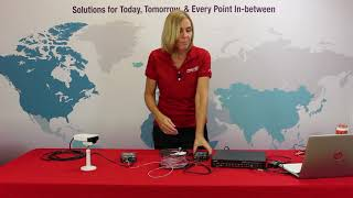 Introduction to the Ethernet Over 2-Wire Extender With PoE+