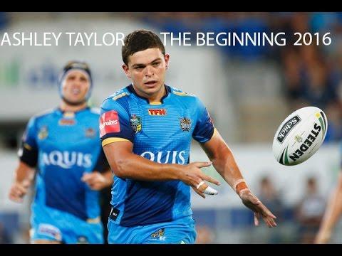 Ashley Taylor  The Beginning 2016