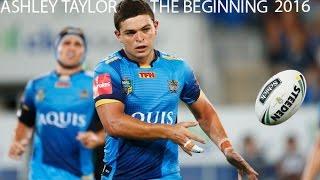Ashley Taylor - The Beginning 2016