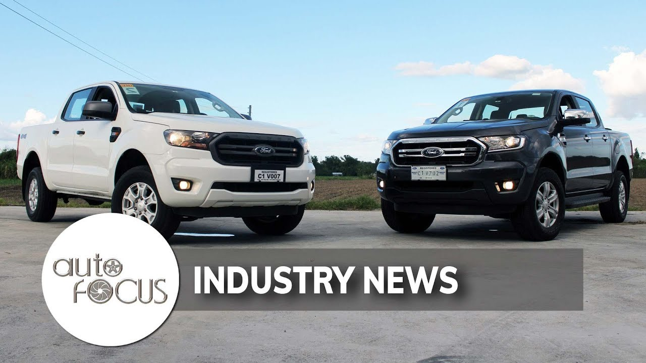 Ford Showcases The Reliability Of Ranger Xls And Xlt Variants