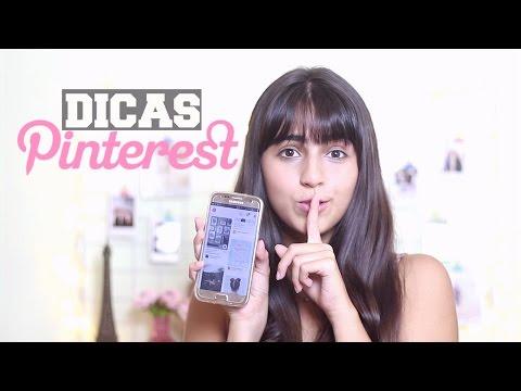 Como baixar fotos do PINTEREST + Dicas