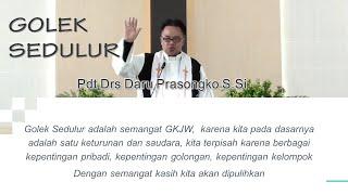 Golek Sedulur Perjamuan Kudus Oikumene 25 Oktober 2020 GKJW JEMAAT PONOROGO