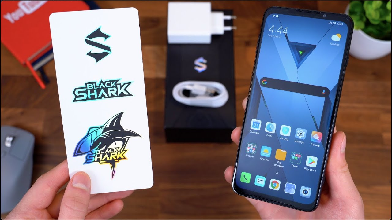 Black Shark 3 Unboxing: 5G Gaming Phone!