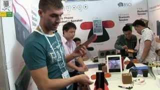 Bluetooth retro phone для смартфона на выставке в Китае (Кантонская ярмарка)(, 2013-12-03T10:32:18.000Z)